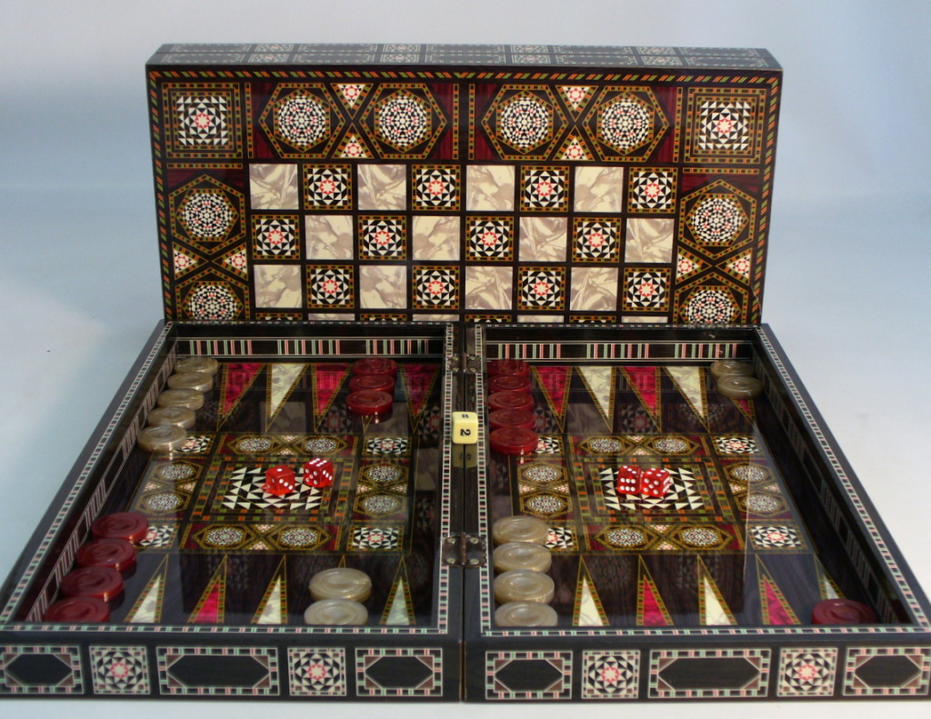 Backgammon Set 26201A