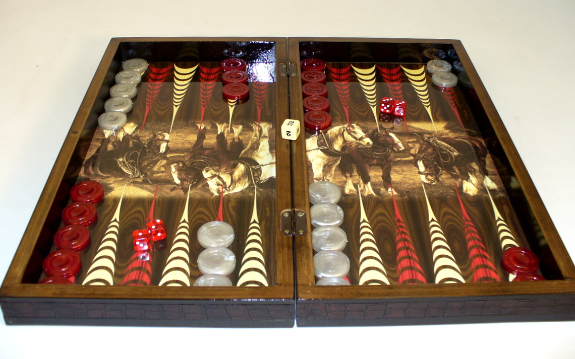 Backgammon Set - 26203A
