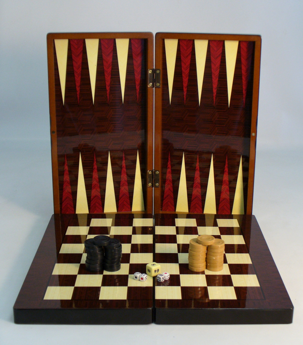 Backgammon Set - 26207C