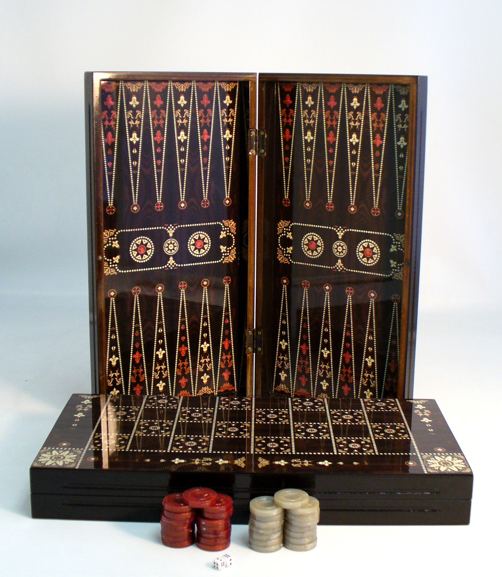 Backgammon Set - 26211A