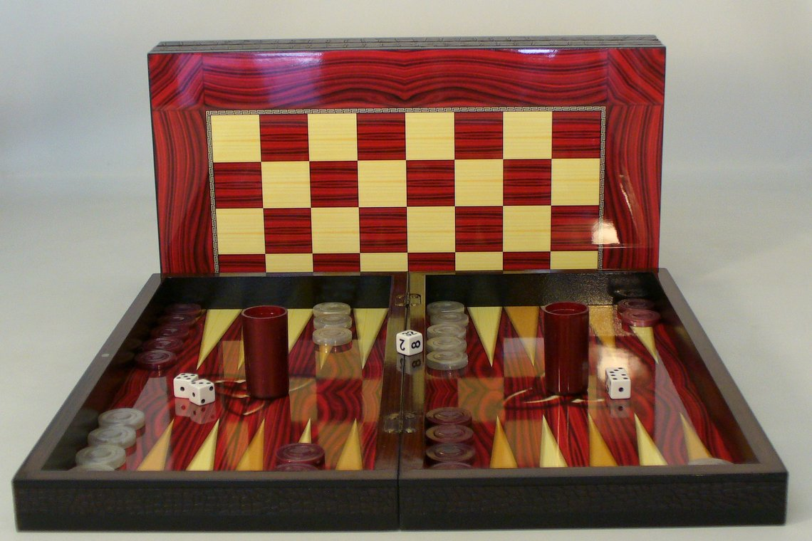 Backgammon Set - 26221R