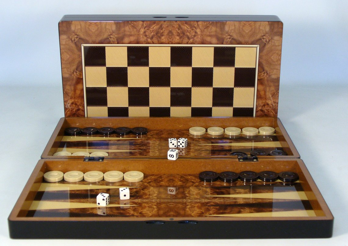 Backgammon Set - 26271A