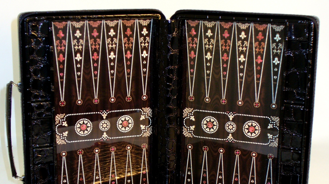 Backgammon Set - 26306B