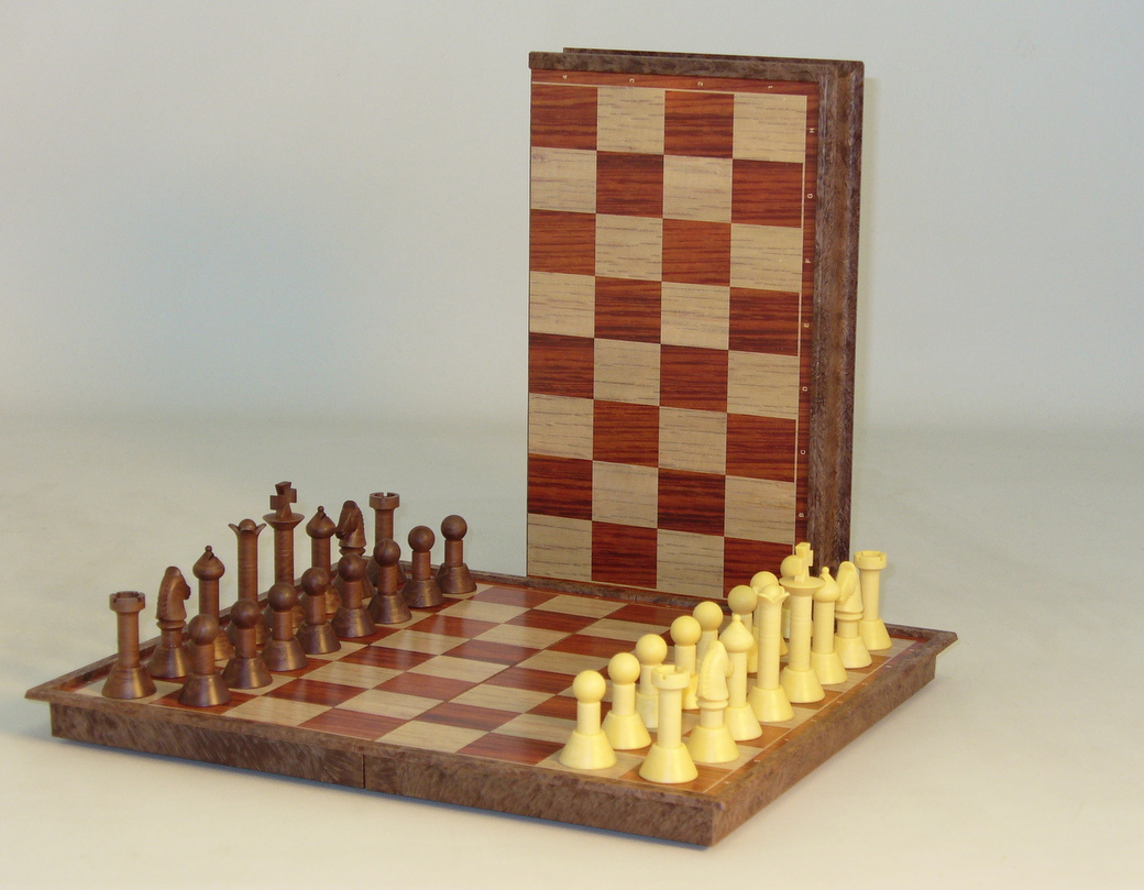 Magnetic Chess Set - 68030