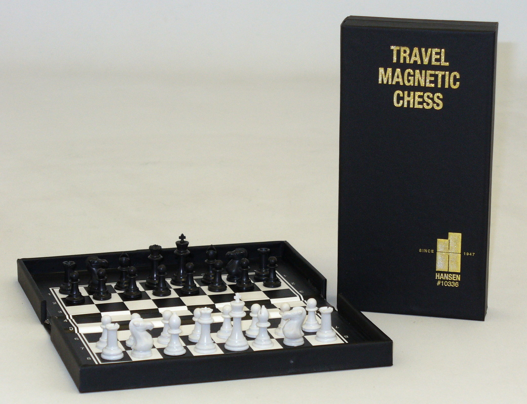 Magnetic Chess Set - 68336
