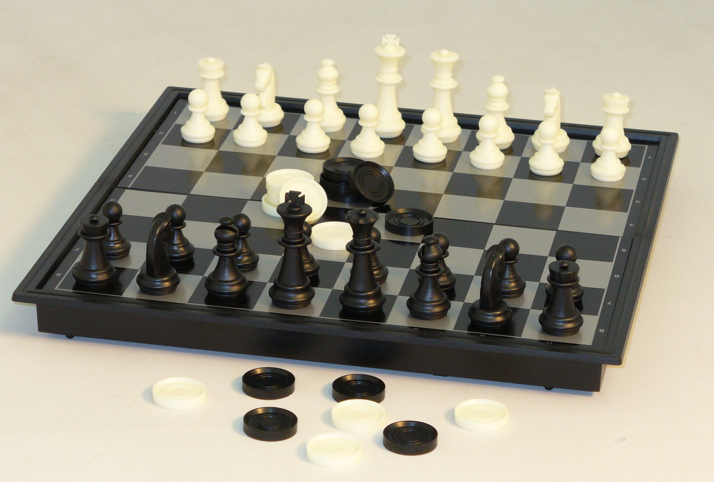 Magnetic Chess Set - 68910