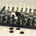 Magnetic Chess Set - 68912