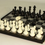 Magnetic Chess Set - 68914