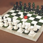 Alabaster Chess Set - MF1GN