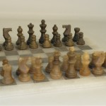 Alabaster Chess Set - MFNBA