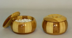10mm Stones with Bamboo Bowls - 22810K-05