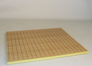 Slotted Wood Go Board - 22812