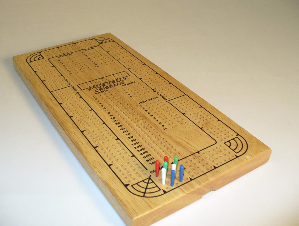 Cribbage Board - 33504